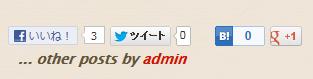 WP_Social_Bookmarking_Light